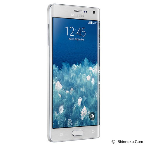 SAMSUNG Galaxy Note 4 Edge [N915] - White - Smart Phone Android